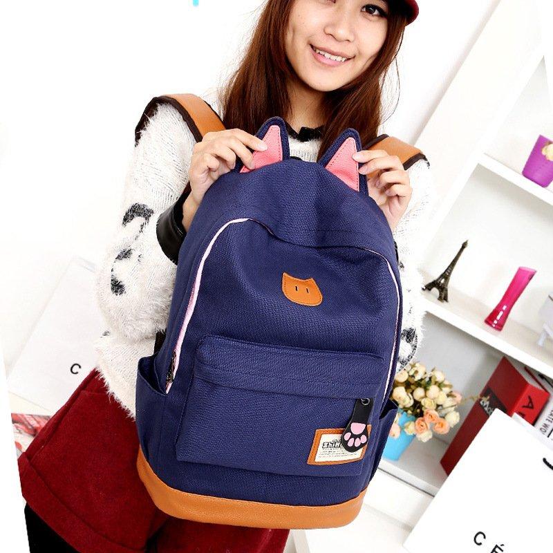 Cat Backpack / Mochila Gato WH191 Kawaii Clothing