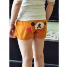 Rilakkuma Shorts / Pantalones Oso WH177 Kawaii Clothing