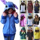 Pokemon Go and Mix Hoodies Sudaderas WH266 Kawaii Clothing
