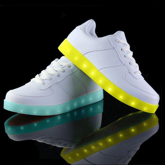 Zapatillas Leds / Color Change Sneakers WH017 Kawaii Clothing