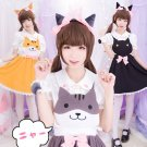 Vestido Gato / Cat Dress WH027 Kawaii Clothing