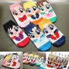 Calcetines Sailor Moon Socks WH111 Kawaii Clothing