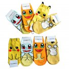 Pokemon Go Socks Calcetines WH288 Kawaii Clothing