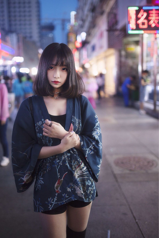 Kimono Jacket Chaqueta WH249 Kawaii Clothing