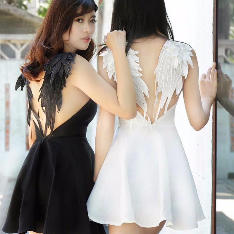 Wings Dress / Vestido Alas WH193 Kawaii Clothing