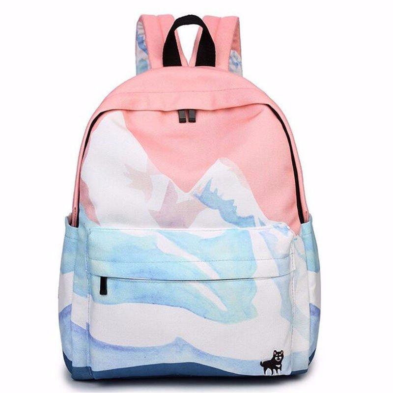Mountain Backpack / Mochila Montaña WH323 Kawaii Clothing