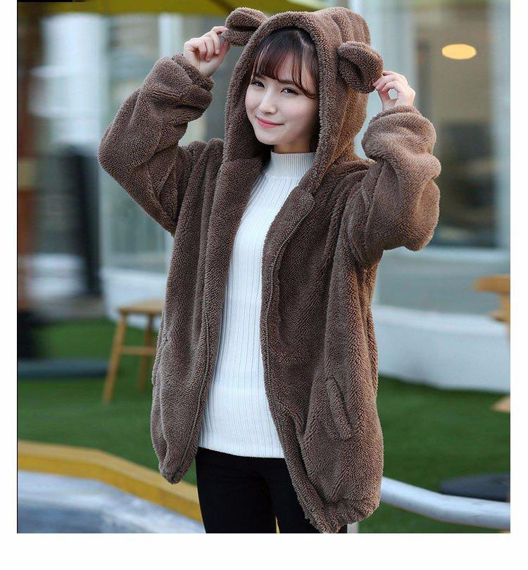 Bear Hoodie / Sudadera Oso WH002 Kawaii Clothing