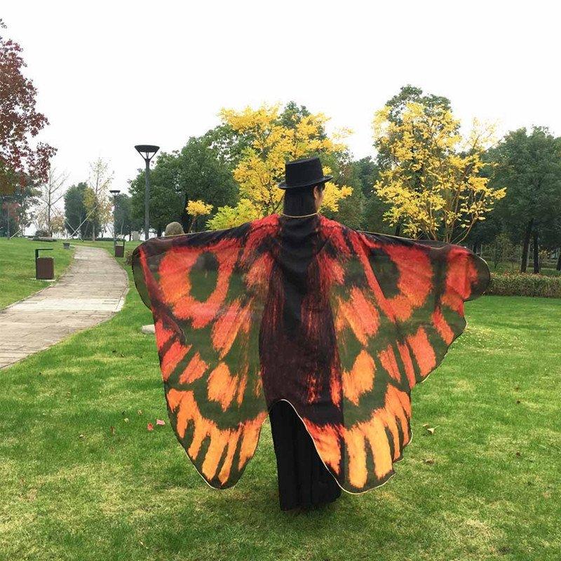 Butterfly Shawl / Pañuelo Mariposa WH136 Kawaii Clothing