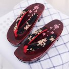 Geta Shoes Zapatos WH357 Kawaii Clothing