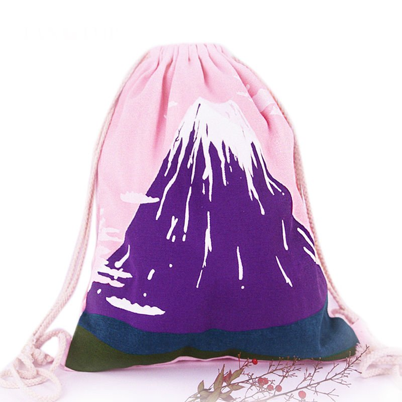 Mount Fuji Backpack / Mochila Monte Fuji WH328 Kawaii Clothing