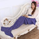 Mermaid Blanket / Manta Sirena WH347 Kawaii Clothing