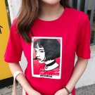 Leon Proffesional Mathilda T-Shirt Camiseta WH414 Kawaii Clothing