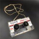 Music Tape Bag / Bolso Cassette WH430 Kawaii Clothing