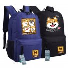 Shiba Inu Backpack Mochila WH452 Kawaii Clothing