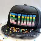 Bricks Cap DIY / Gorra Bloques WH483 Kawaii Clothing