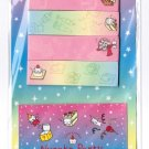 San-X Nyan Nyanko 5th Anniversary LE Sticky Notes - Nyanko Party
