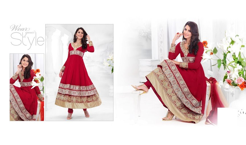 Indian Traditional Dress Anarkali Suit/Salwar Kameez Ethnic