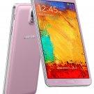 "32GB PINK Samsung Galaxy Note 3 SM-N9005 FACTORY UNLOCKED 5.7"" 13MP HD"