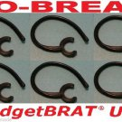 10 LN USA Made Clamp Bluetooth Ear Hook Loop Clip Samsung HM1600 / HM1900