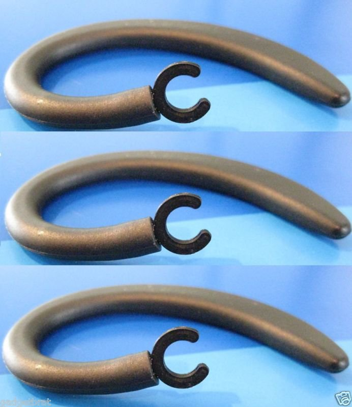 3 pcs Samsung HM1900 Padded EARHOOK EAR LOOP HOOK Compatible Upgrade! hm 1900