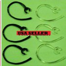 6 EAR HOOK LOOP MOTOROLA H12 H15 H690 H375 H680 3b/3c