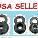 EAR GEL BUD S FOR JABRA BT2080 BT2070 BT2050 for BLUETOOTH HEADSET 3 pack s/m/l