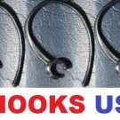 3 SAMSUNG EARHOOK CLIP HM 1000 HM1000 THESE-WONT-BREAK!