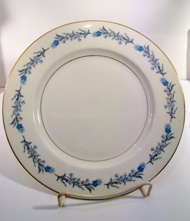 T. Haviland China Dinner Plate Clinton Discontinued Pattern