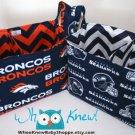 NFL Custom Stroage Fabric Basket, Diaper Caddy
