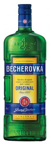 Karlovarská Becherovka 38% 1l