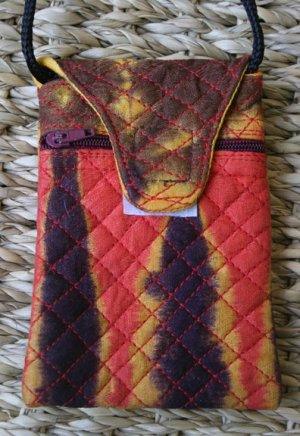African Cloth iPod/Camera Case