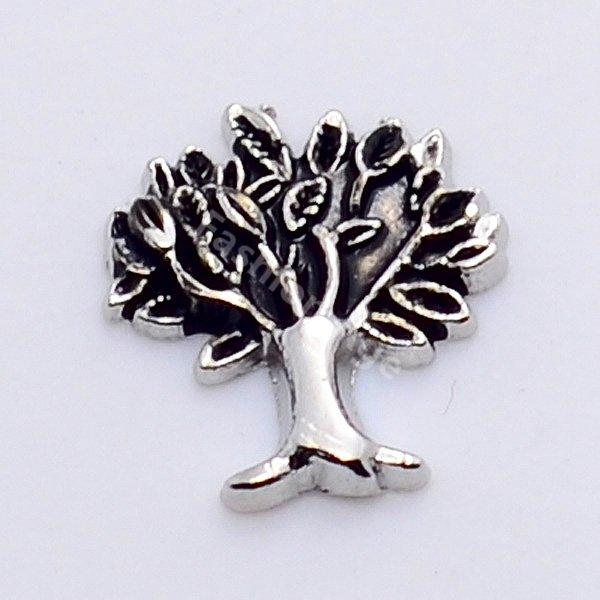 tree floating charm