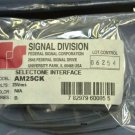 Signal Division AM25CK Selectone Interface - 25Vrms volts - Series B