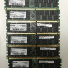 16GB-LOT OF 8 X 2GB RAM Server Memory DDR CL3 ECC  PC3200R-30331-F0 540-6837-01