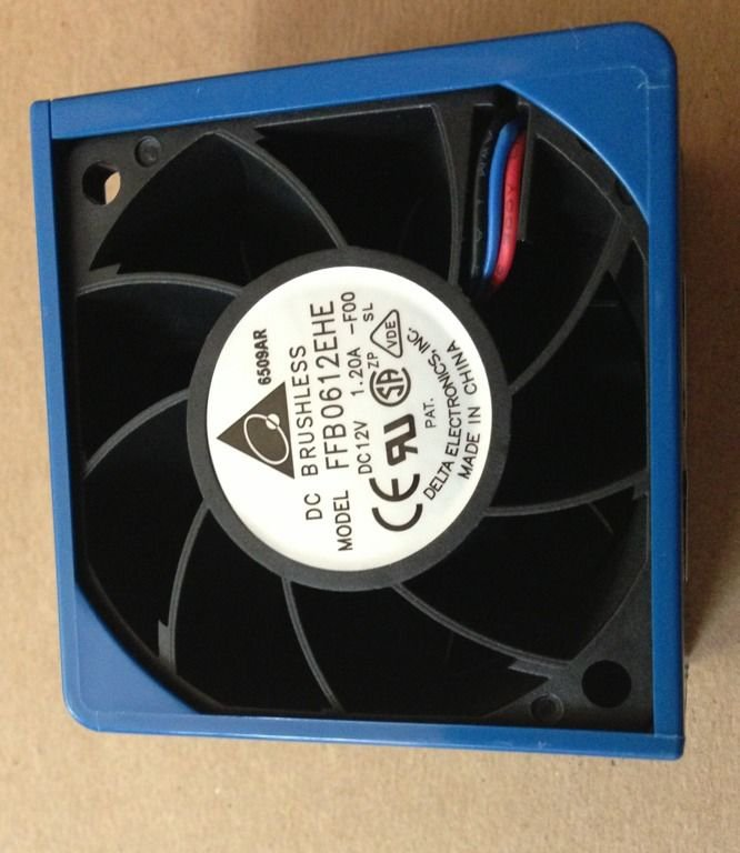 Genuine OEM Sun Fire V40Z Cooling Fan WLS04811 FFB0612EHE