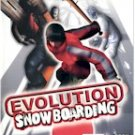 EVOLUTION SNOWBOARDING - GAME CUBE