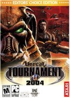 UNREAL TOURNAMENT 2004 (DVD) EDITOR'S CHOICE
