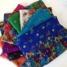 Floral Colorful 1/5/10pcs Lot Women's Long Scarf Wraps Shawl Stole Soft Scarves