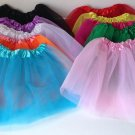 Lot 1/5/10 Soft Tutus Ballet Dress Princess DanceCostume Party Girls Kids Skirt