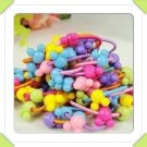 Sunny Funny 5pcs  Baby & Toddler  Rubber Elastic Ponytail Holders
