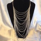 Sliver Dress Nacklace