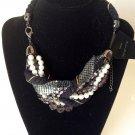 Elegant Simple Stylish Multi bib Necklace