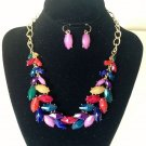 'Ethereal Statement' Collar Necklace Set