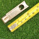 Vintage Pocket Cigar Cutter Steel Slider