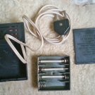 vintage Bulgarian battery charger Boxed