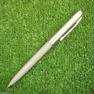 Vintage Ball Point Pen Yaroslavl USSR 1970s Grey Barrel Genuine Refill Boxed