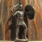 Spartan #2 Kinder Surprise Metal Soldier Figurine Vintage Toy 4 cm Gladiator