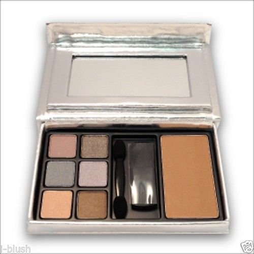 Elizabeth Arden Deluxe Compact - Eyeshadow & Bronzing Powder