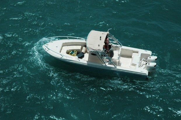 Al Dhaen Open Fisherman 240SF