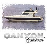 Canyon Flybridge 42